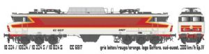 LS Models 10324 CC6517, Beton Grey with Red/Orange Lining, Sud-Ouest Region, Era IV [NOT YET RELEASED]